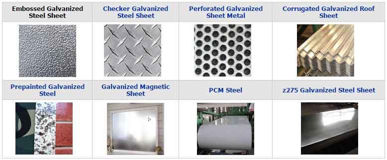 Hot Dip Galvanized Steel Sheet For Ventilation Pipeline